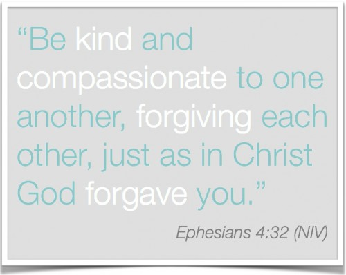Ephesians 4:32 Community | Inspired Haven