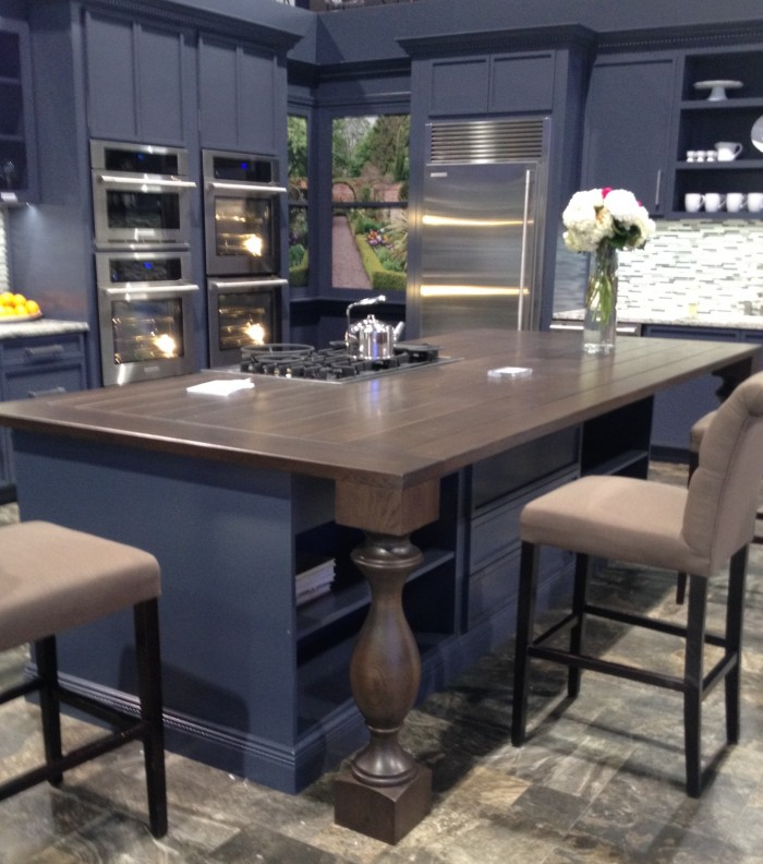 Navy trend at #KBIS 2015