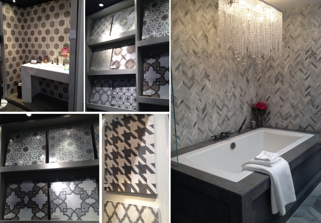 Tile trends from 2015 #KBIS | Inspired Haven
