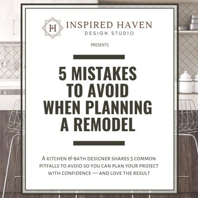 5 Common Mistakes to Avoid When Remodeling