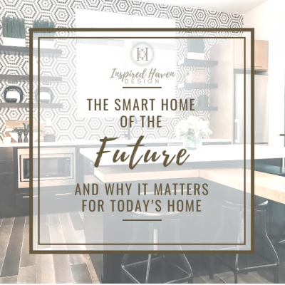 Where Tomorrow Lives: 5 Reasons Why Smart Home Technology Matters