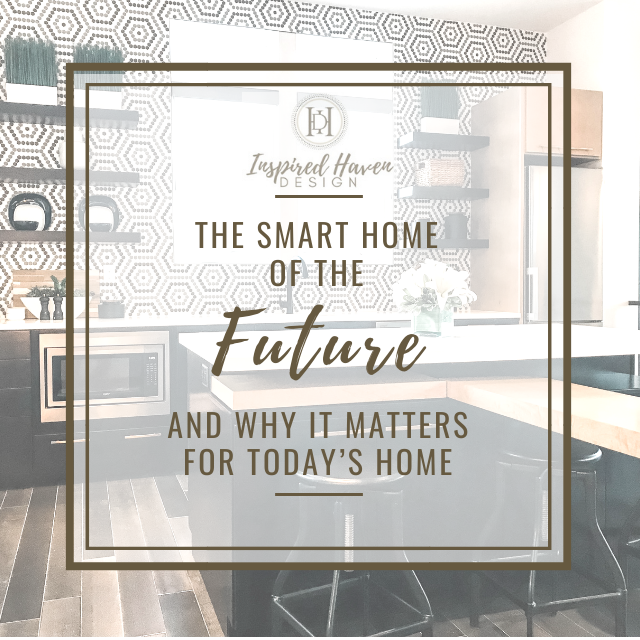 How smart home technology can help us live happier, healthier, more productive lives