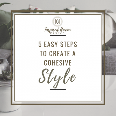 Creating a Look and Feel: 5 Easy Steps