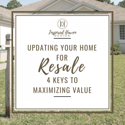 Updating your Home for Resale