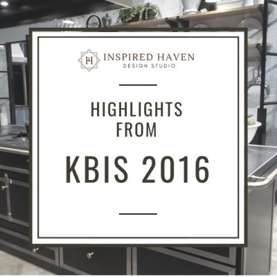 Highlights from KBIS 2016